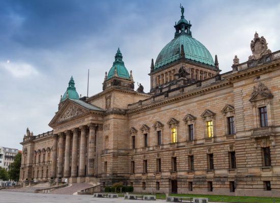 Федеральный административный суд, Лейпциг, Германия