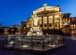 oбзорная экскурсия по вечернему Берлину