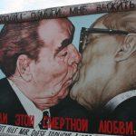 История берлинской стены