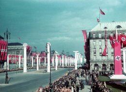 """Экскурсия """"Берлин в период Третьего Рейха"""""""